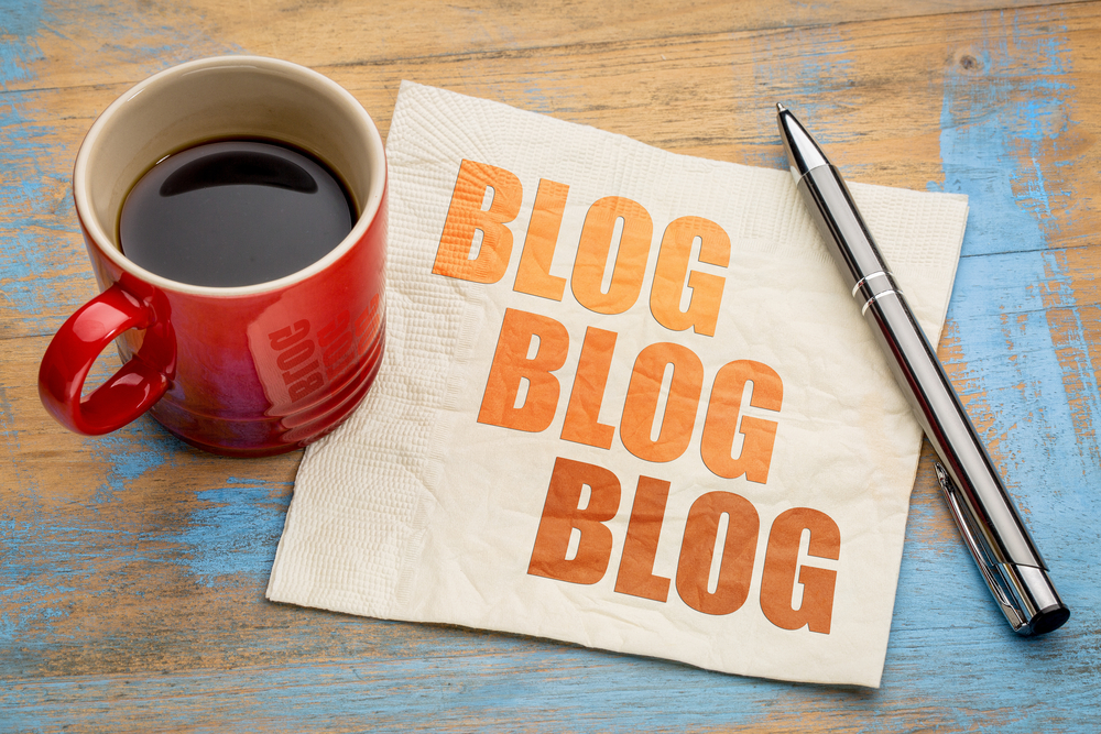 how you can blog too