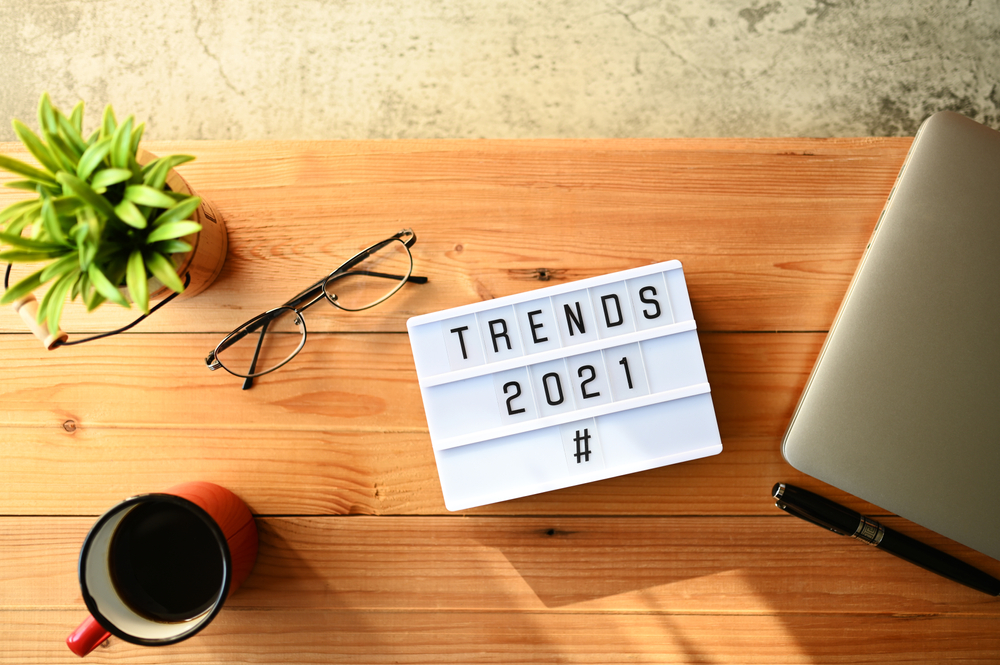 Digital marketing trends for Financial Advisers 2021